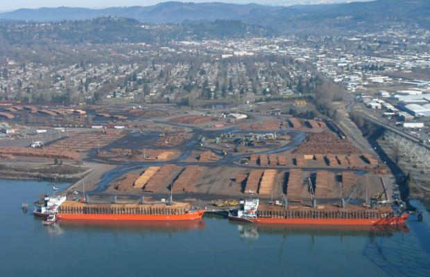 The Port of Longview